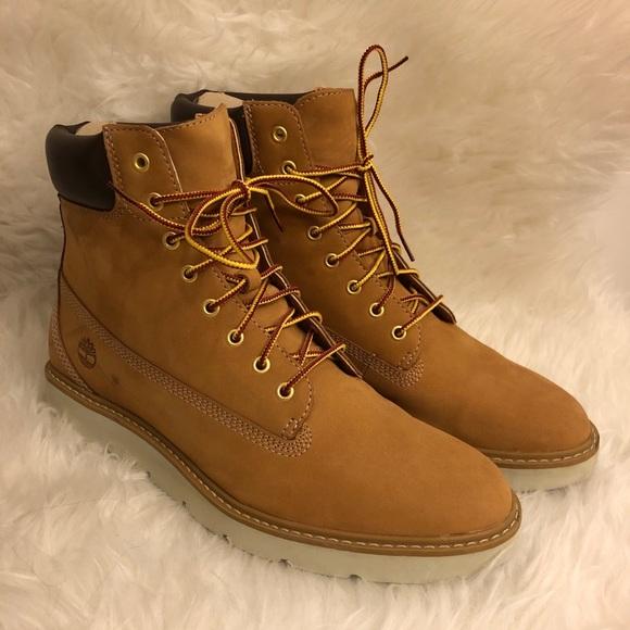 Kenniston Waterproof Leather Boot Sz 11
